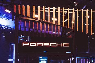 Porsche@Slush